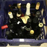 Sale 8659 - Lot 2164 - Crate of Assorted Alcohol