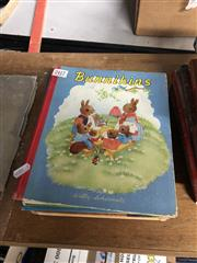 Sale 8797 - Lot 2417 - Childrens Books incl The Uncle Wiggily Book, Deans Premier Book for Children & Bunnikins