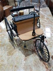 Sale 8817C - Lot 523 - Franklin Mint 1886 Benz Patent Motorwagon Scale Replica in Original Box