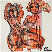 Sale 8837A - Lot 5057 - Yosi Messiah (1964 - ) - Beauty within 102 x 102cm