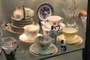 Sale 8360 - Lot 87 - Paragon Trio with Other Ceramics incl. Royal Doulton Tea Wares & Trios