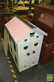 Sale 8380 - Lot 1078 - Timber Dolls House