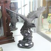 Sale 8336 - Lot 73 - Spelter Figure of a Falcon