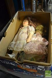Sale 8530 - Lot 2308 - Collection of Dolls