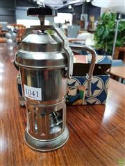Sale 8607 - Lot 1041 - Italian Scarbi Chiozzi Stella Coffee Maker