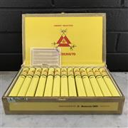 Sale 8987 - Lot 624 - Montecristo Tubos Cuban Cigars - box of 25, stamped February 2017