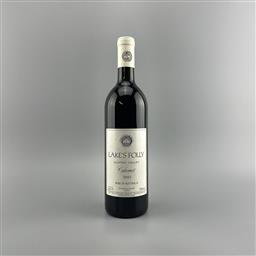 Sale 9129W - Lot 639 - 1993 Lakes Folly Cabernet, Hunter Valley