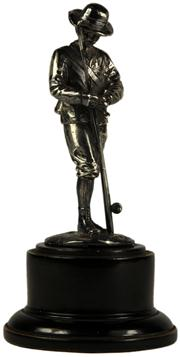 Sale 8065 - Lot 12 - Continental Silver Figure of a Fisherman