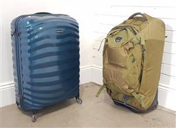 Sale 9176 - Lot 2206 - Two suitcases