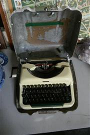 Sale 8362 - Lot 2515 - Cased Imperial Typewriter