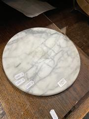 Sale 8876 - Lot 1097 - Marble Pot Stand