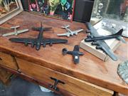 Sale 8684 - Lot 1029 - Collection of Five Paynes Sports and Aircraft Model Planes