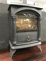 Sale 8805 - Lot 1005 - Small Reproduction Fire Place