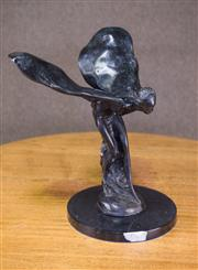 Sale 7379B - Lot 92 - Spirit of Ecstasy, bronze sculpture after Charles Sykes
