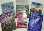 Sale 8900 - Lot 94 - 6 Volumes incl. Whyte, A. Jaguar the History of a great British Car; Hughes, L. Jaguar Under the Southern Cross; Frostick, M. T...