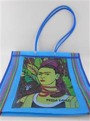 Sale 8514H - Lot 27 - Frida Kahlo Bag w long strap