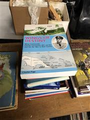 Sale 8797 - Lot 2416 - Collection of Aviation Books incl Charles Page Wings of Destiny 2008 Rosenberg