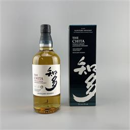 Sale 9217A - Lot 823 - The Chita Distillery Distillers Reserve Single Malt Japanese Whisky - 43% ABV, 700ml in box