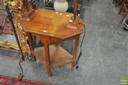Sale 8251 - Lot 1073 - Timber Occasional Table