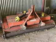 Sale 8380A - Lot 3B - A Howard Mulcher HS20RM/180, serial No: 967N38975 D, with hydraulic components