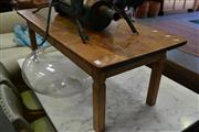 Sale 8115 - Lot 1218 - Timber Coffee Table