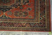 Sale 8326 - Lot 1641A - Carpet with Medallions on Red Field (170 x 235cm)
