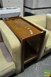 Sale 8499 - Lot 1649 - Timber Drinks Trolley