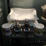 Sale 8300 - Lot 76 - Villeroy & Boch New Wave Bowl & Platter with Other Ceramics incl. Royal Doulton & Wedgwood