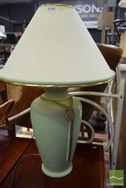 Sale 8532 - Lot 1435A - Table Lamp with Shade