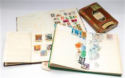 Sale 9173 - Lot 91 - A collection of various stamps and first day covers