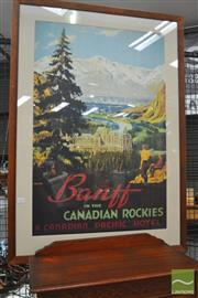 Sale 8299 - Lot 1050 - Canadian Roclies Advertisement