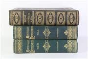 Sale 8783 - Lot 156 - Book on History of Australia By D.Blair Together with 2 Encyclopedia