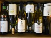 Sale 8519W - Lot 64 - 6x Assorted White Wines incl. McWilliams, Tulloch & Tyrrells