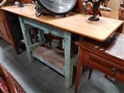 Sale 8717 - Lot 1074 - Rustic Works Bench