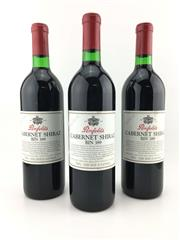 Sale 8553 - Lot 1737 - 3x 1992 Penfolds Bin 389 Cabernet Shiraz, South Australia