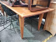 Sale 8717 - Lot 1069 - Large Timber Dining Table