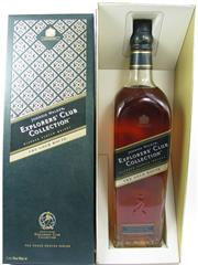 Sale 8225 - Lot 1762 - 1x Johnnie Walker The Explorers Club Collection - The Gold Route Blended Scotch Whisky - 1000ml in presentation box