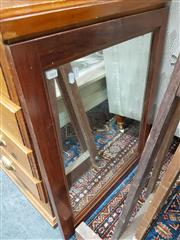Sale 8688 - Lot 1068 - Timber Framed Mirror