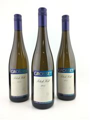 Sale 8553 - Lot 1849 - 3x 2015 Grosset Polish Hill Riesling, Clare Valley