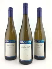 Sale 8553 - Lot 1850 - 3x 2014 Grosset Polish Hill Riesling, Clare Valley