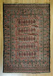 Sale 8693C - Lot 28 - Persian Somak 192cm x 130cm