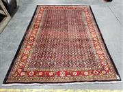 Sale 8988 - Lot 1036 - Hand Knotted Pure Wool Persian Sarouk (315 x 210cm)