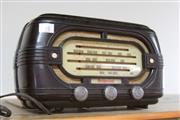 Sale 8296 - Lot 91 - Pootpoint Bakelite Radio
