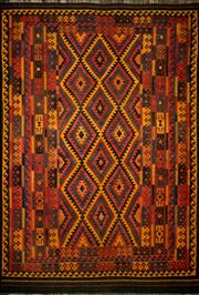 Sale 8335C - Lot 16 - Persian Kilim 390cm x 270cm