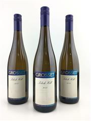 Sale 8553 - Lot 1851 - 3x 2013 Grosset Polish Hill Riesling, Clare Valley