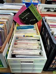 Sale 8587 - Lot 2012 - Two Boxes of Record Singles