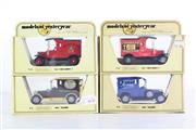 Sale 8960T - Lot 2 - A Set Of Four Matchbox Models of Yesteryear Toy Cars Incl Arnotts