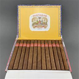 Sale 9142W - Lot 1032 - Partagas Super Partagas Cuban Cigars - box of 25 cigars, dated May 2019