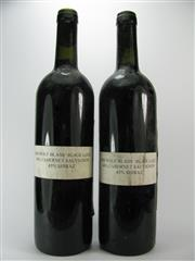 Sale 8238B - Lot 61 - 2x 1998 Wolf Blass Black Label Cabernet Shiraz, South Australia