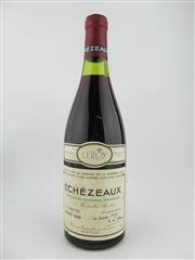 Sale 8397 - Lot 520 - 1x 1986 Domaine de la Romanee-Conti, Echezeaux - level at 2.5cm below cork